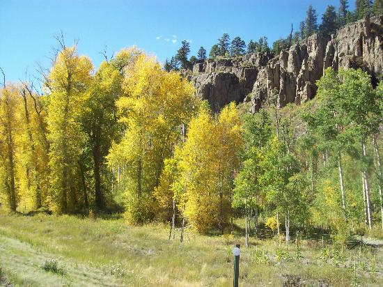 Goodnight's Lonesome Dove R.V. and Cabins: Fall is in the air