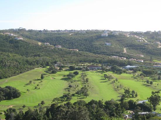Plettenberg Bay Country Club: View from Brackenridge (my home)
