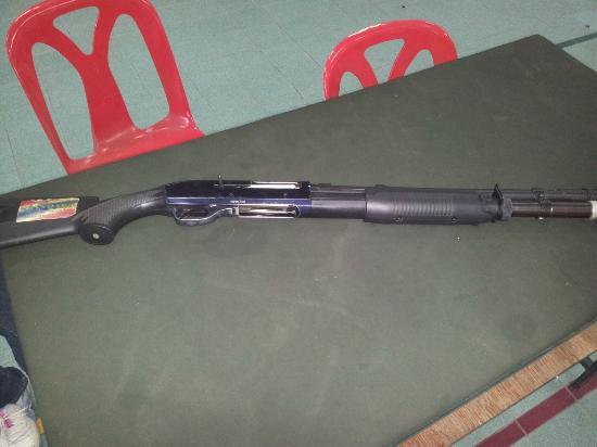 Bangkok Shooting Range: Shotgun