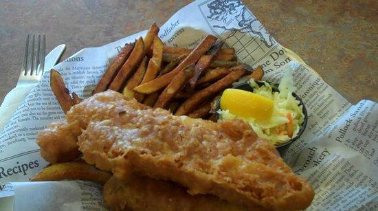 Billingsgate Seafood Market