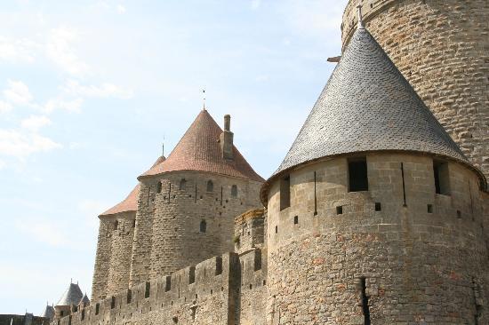 Chateau Canet: Cite Medieval