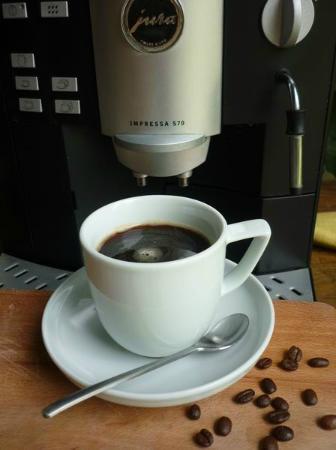 Sarffy House: free coffe all day