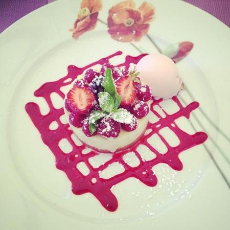 Les Annees 30: dessert