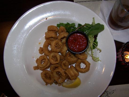 Doc Magrogan's Oyster House : Appetizer