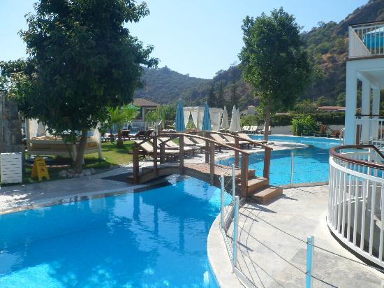 Mozaik Boutique Hotel Rooms & Apartments: Pool