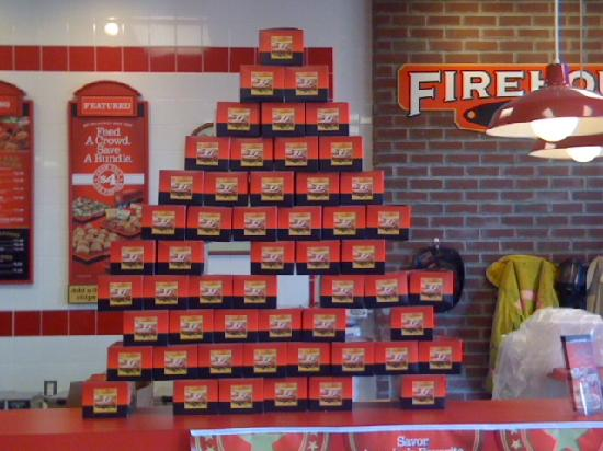 93492e6952a04 Catering available for any size group! - Picture of Firehouse Subs ...