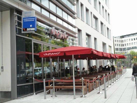 Vapiano Stuttgart Restaurant Bewertungen Amp Fotos