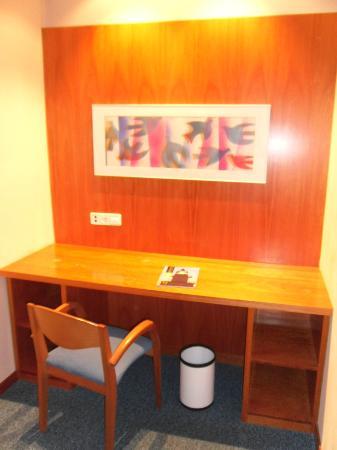 Hotel Peninsular: zona studio