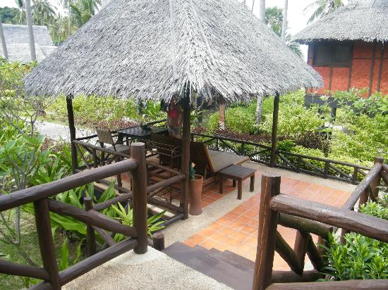 Phi Phi Island Village Beach Resort: view from the front door