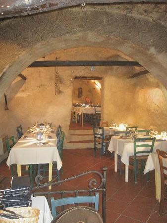 La Casa Musicale : La salle dans les caves