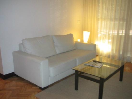 Sercotel Apartaments Mendebaldea: Sala