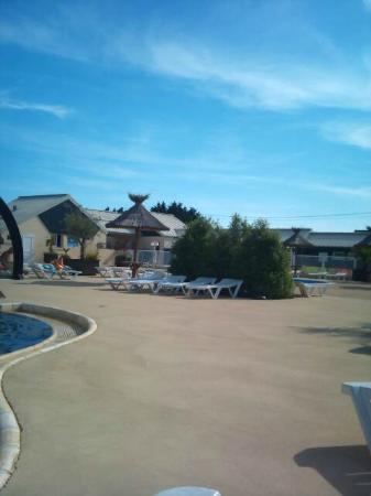 Yelloh ! Village Les Vikings : la piscine