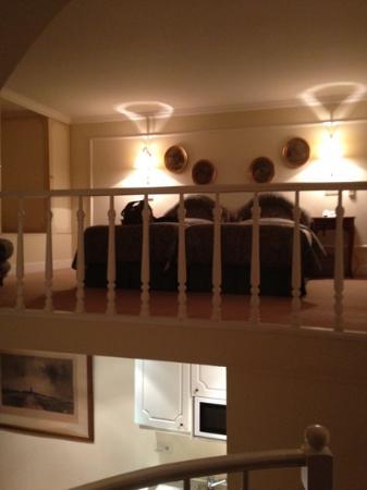 Manos Premier Hotel: camera su 3 livelli 