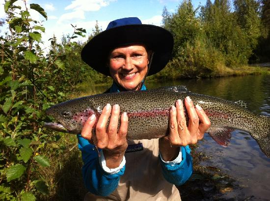 Talkeetna Wilderness River Fishing Guides