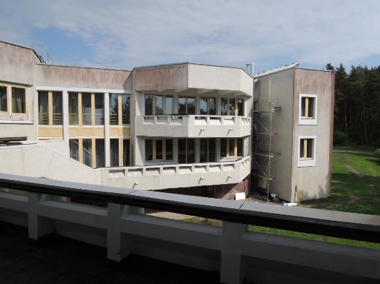 Breznevo vila Auska: Auska exterior