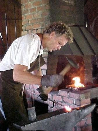 Poplar Grove Plantation : Blacksmith