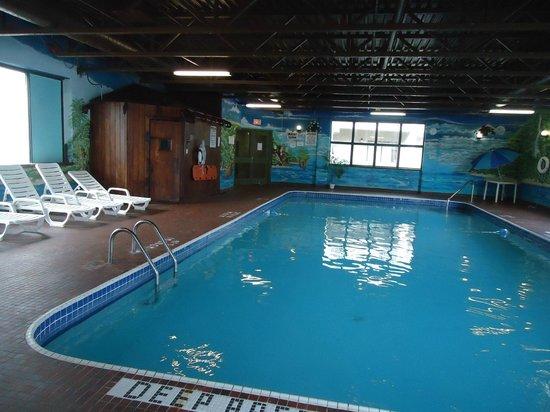 Magnuson Hotel Niagara Falls: pool