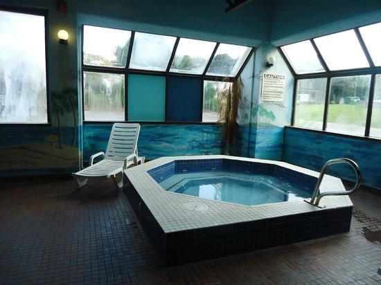 Magnuson Hotel Niagara Falls: spa
