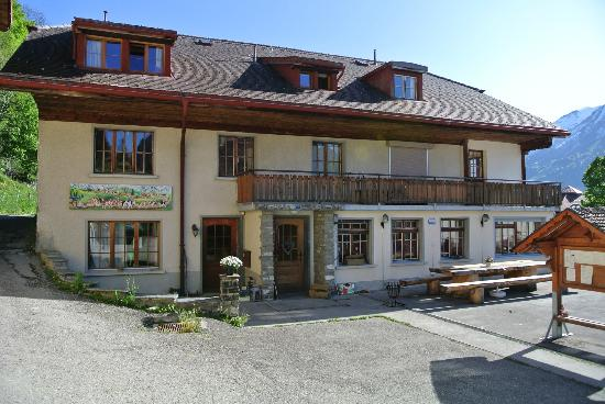 Bed and Breakfast La Pinte de Lys: l'hotel