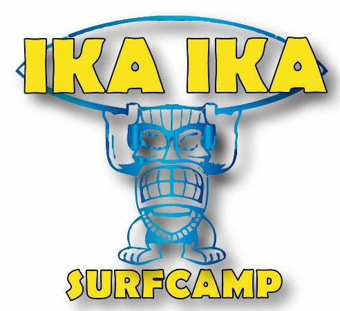Ika Ika Surf Camp : Logo