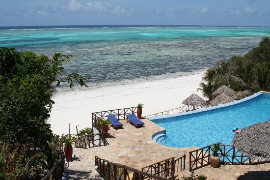 Ras Michamvi Beach Resort Spiaggia E Piscina