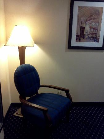 Courtyard by Marriott Kansas City Country Club Plaza: Small ready corner