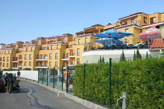 Aparthotel serena residence szozopol bulg ria for Appart hotel 63