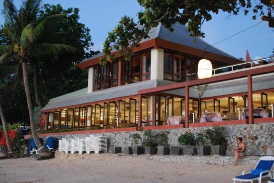 The Boathouse Phuket: Paradise, the restaurant