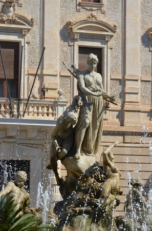 Fountain of Diana