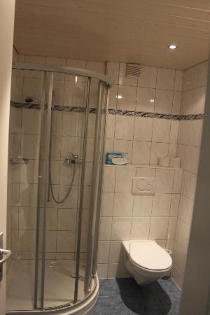 Hotel Sörenberg: in double room