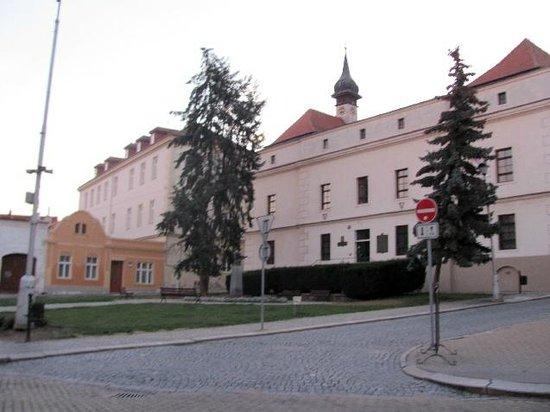 Divisovo Square