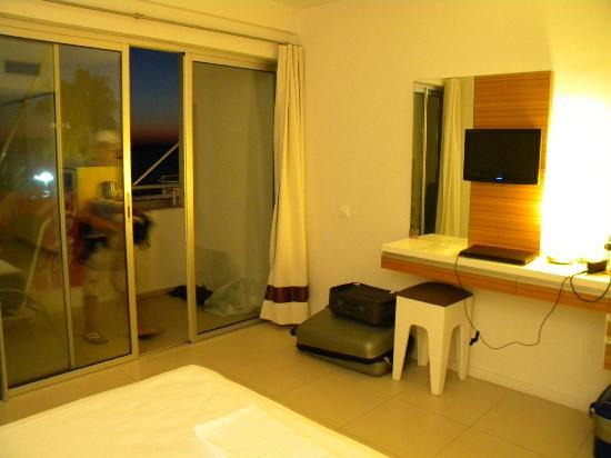 Delta Hotel: Camera