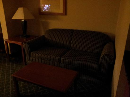 Holiday Inn Express Kent State University: couch