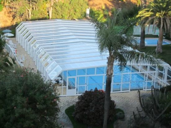 Parque Vacacional Eden: neu überdachter und beheizter Pool