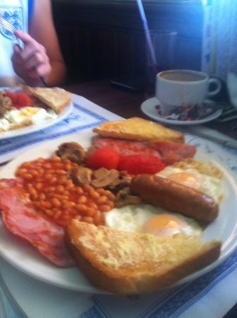 Pub Eureka corner: breakfast at the eureka