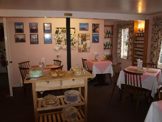 Weavers Tea Room Peasenhall