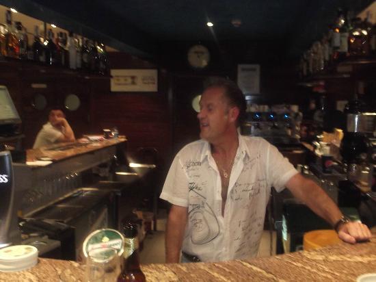 Hotel Golf Beach: The Bar