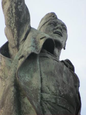 Ivan Victory Memorial: detail
