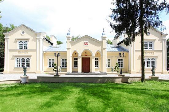 Hotel Dwor Sojki