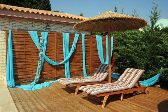 Piscina Pool Bar: Chill out time