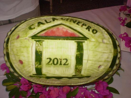 Hotel Cala Ginepro Resort&Spa: Il colore