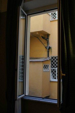 Hotel Impero:                   view