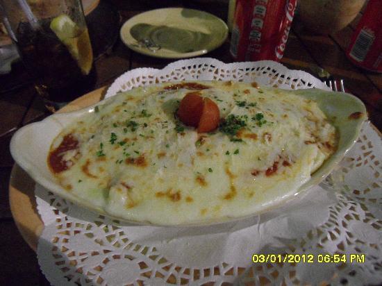 Firenze: lasagne al forno