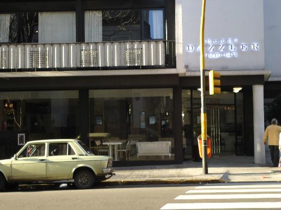 Epico Recoleta Hotel: Entrada
