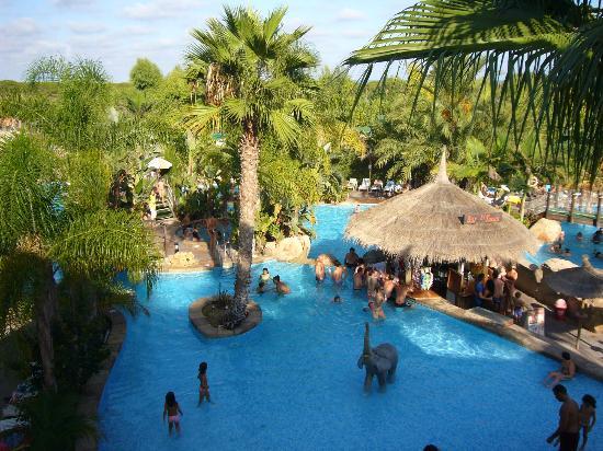 Resultat d'imatges de la marina camping & resort piscinas