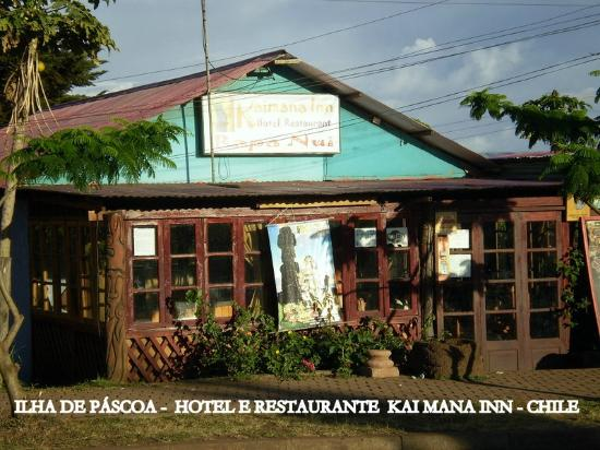 Kaimana Inn Hotel & Restaurant: RESTAURANTE