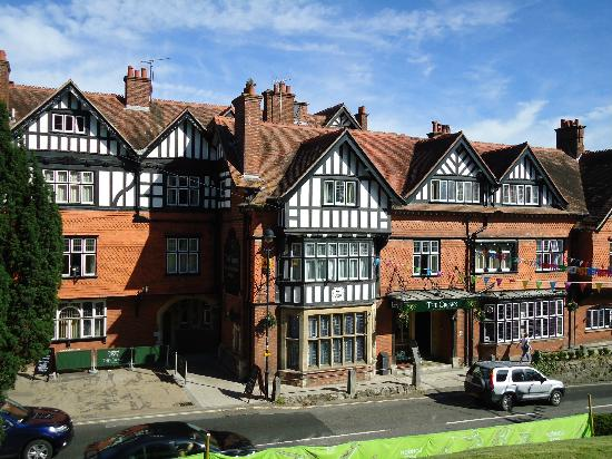 The Crown Manor House Hotel: Crown Manor House