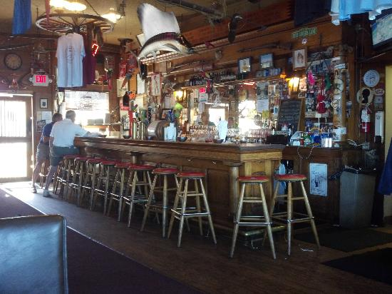 Toby's: View of the Bar