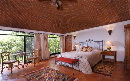 Casa Estrella de la Valenciana: Rayas Suite