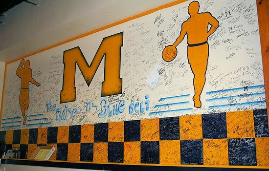 Maize N Blue Deli